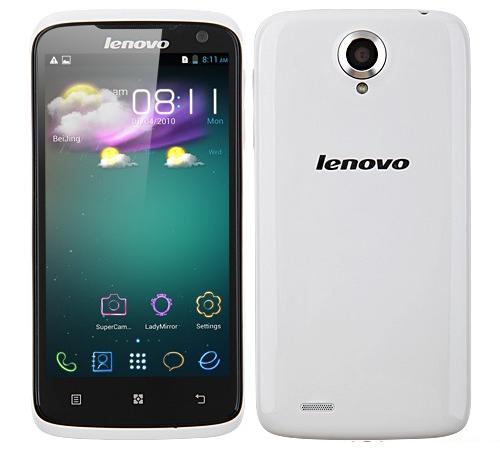 Lenovo S820 สมาร์ตโฟน 3G จอ 4.7 นิ้ว Quadcore