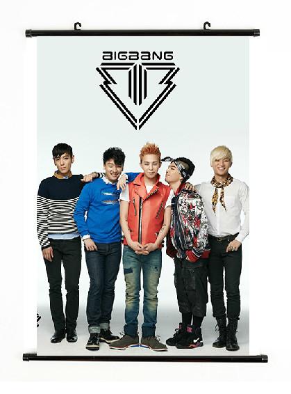 โปสเตอร์แขวนผนัง BIGBANG