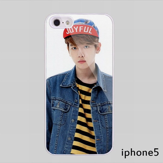 EXO เคส EXO DIE JUNGS iphone4s/5s BAEKHYUN
