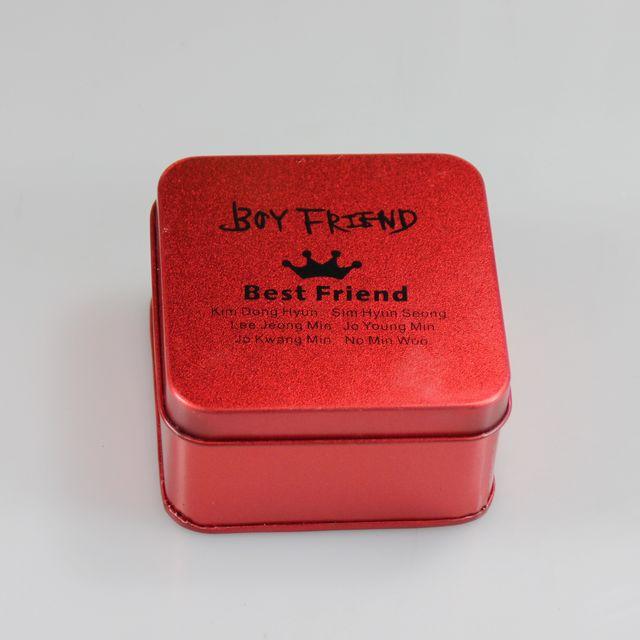 กล่องเกล็ก Boy Friend
