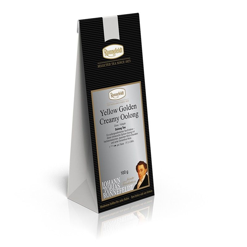 Ronnefeldt Loose Tea - Yellow Golden Creamy Oolong