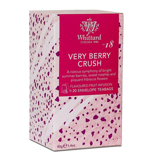 WTB18-Very Berry Crush- 25 tea bags/กล่อง