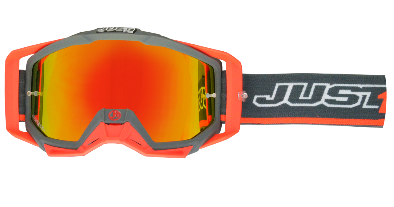 GOGGLES JUST1 IRIS - FLAME