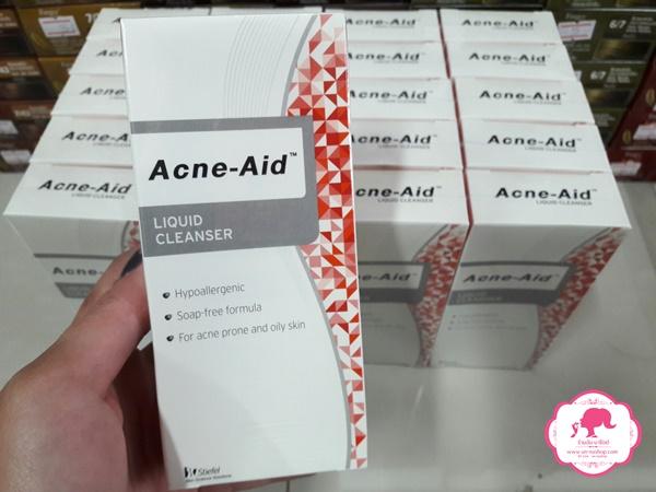 Acne-Aid Liquid Cleanser / แอคเน่–เอด ลิควิด คลีนเซอร์