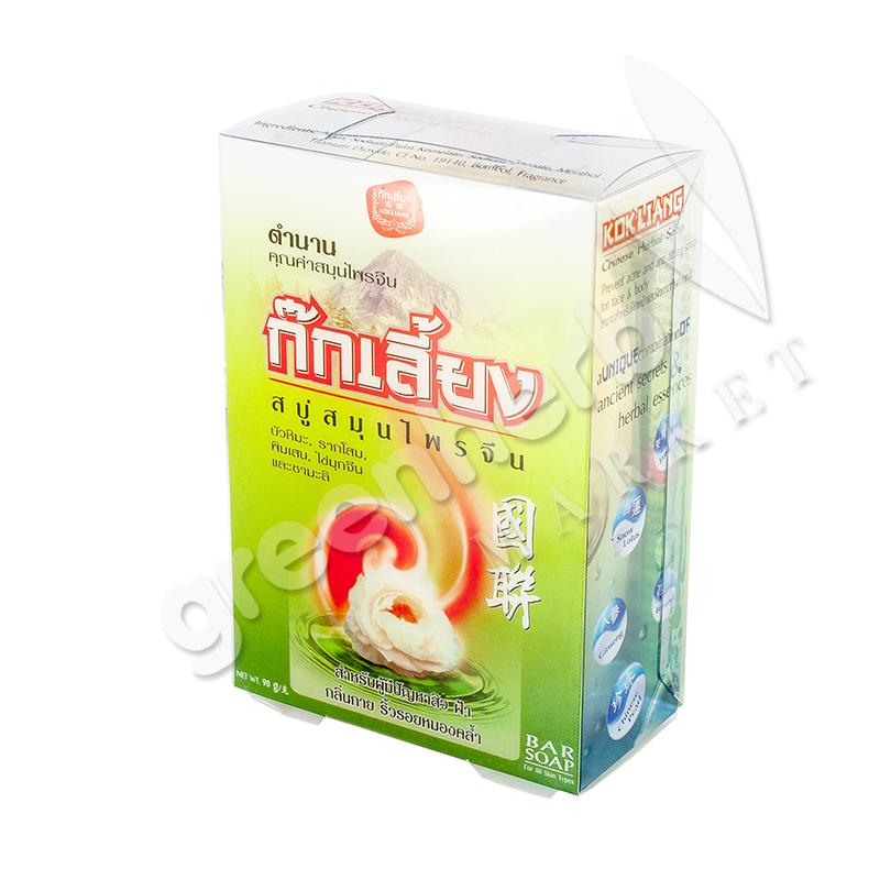 Kokliang Chinese Herbal soap
