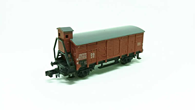 Arnold DB Closed Wagon #T5 - N Scale (No Box)