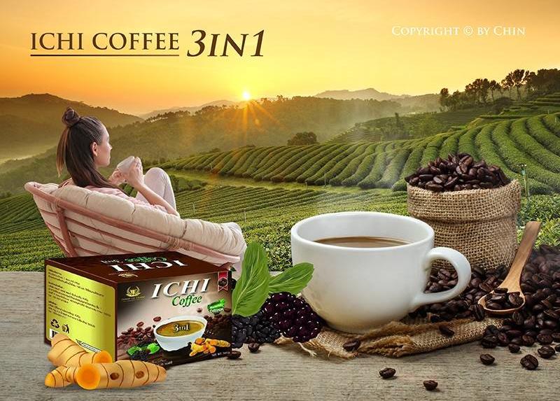ICHI Coffee 3in1 (กาแฟ 3in1 ICHI)