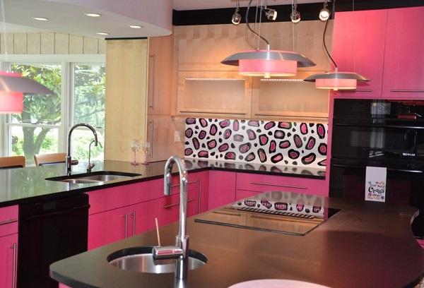 ห้องครัวสีชมพู 6