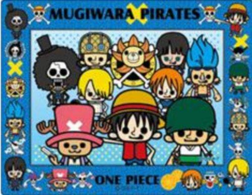 Mugiwara Pirate Picture Frame ของแท้ JP