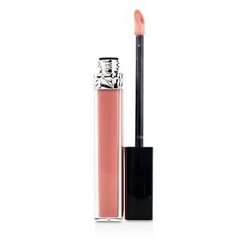 Dior Rouge Dior Brilliant Lipshine & Care Couture Colour #468 Bonheur 6ml. (No box) ลิปสติกสูตรใหม่ที่เป็นแบบลิปกลอสและลิปบาล์มในตัว