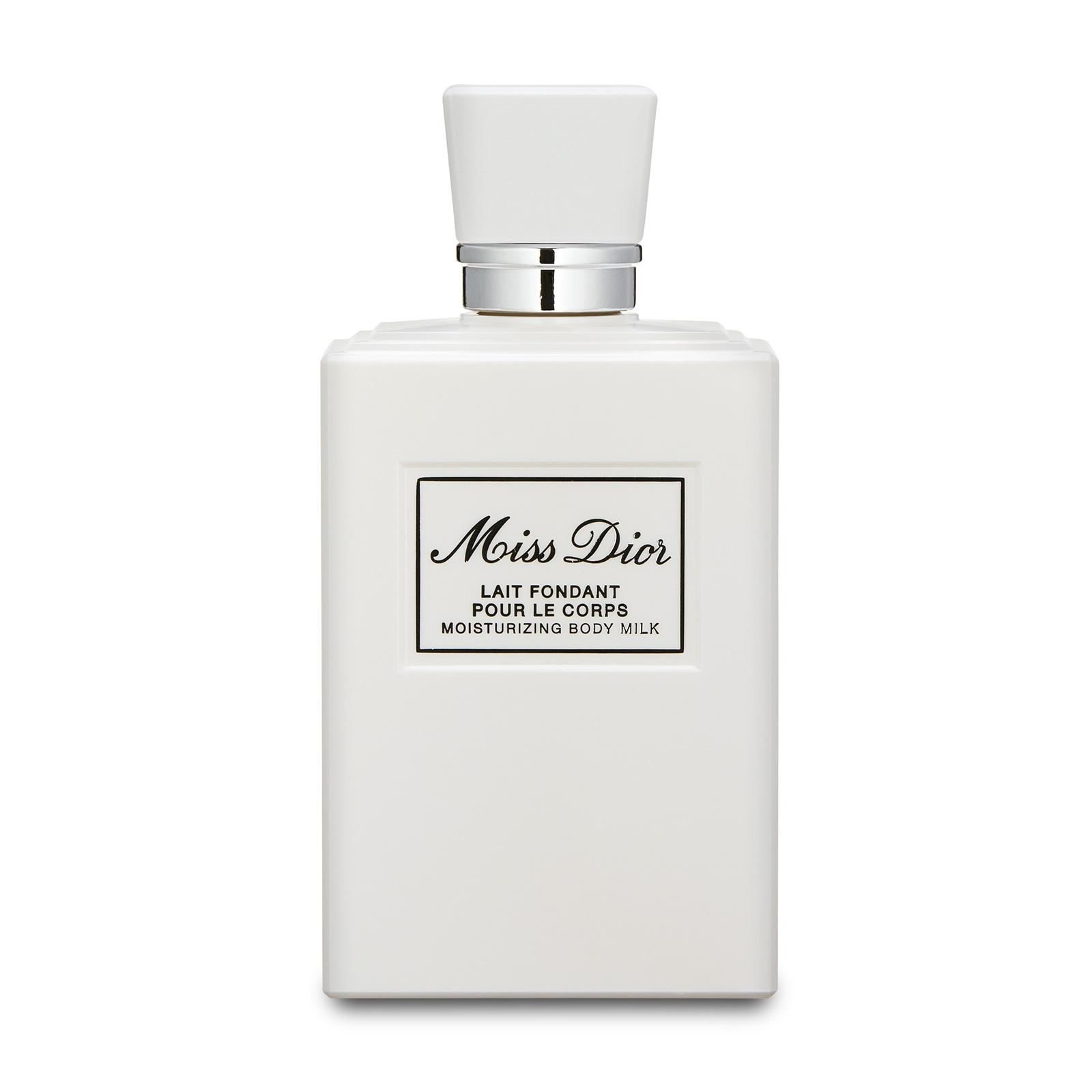 DIOR MISS DIOR LAIT FONDANT POUR LE CORPS MOISTURIZING BODY MILK 200ML (Tester box) โลชั่น Miss Dior สุดหอมและชุ่มชื่น