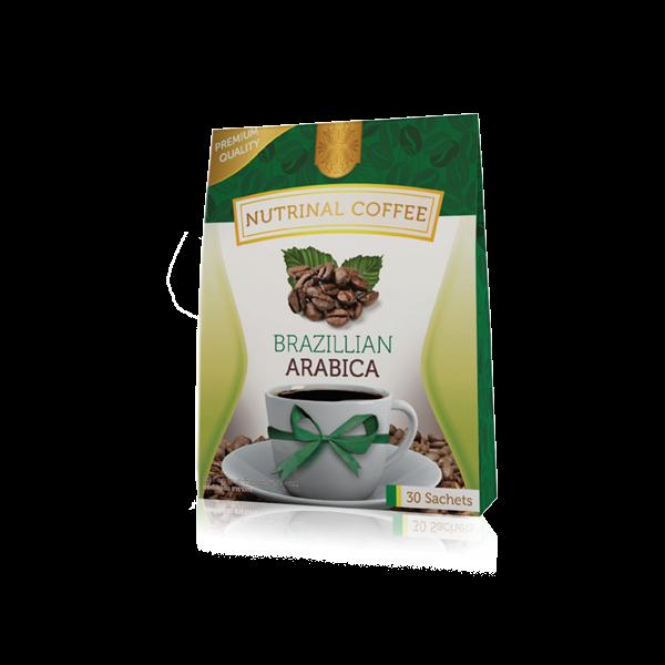 Brazillian Arabica Coffee (30 ซอง) ผลิตภัณฑ์กาแฟ บราซิลเลี่ยน อาราบิก้า
