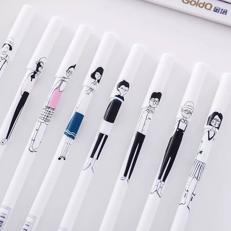 ปากกาหัวการ์ตูน หมด