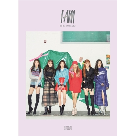 (G)I-DLE - Mini Album Vol.1 [I am]