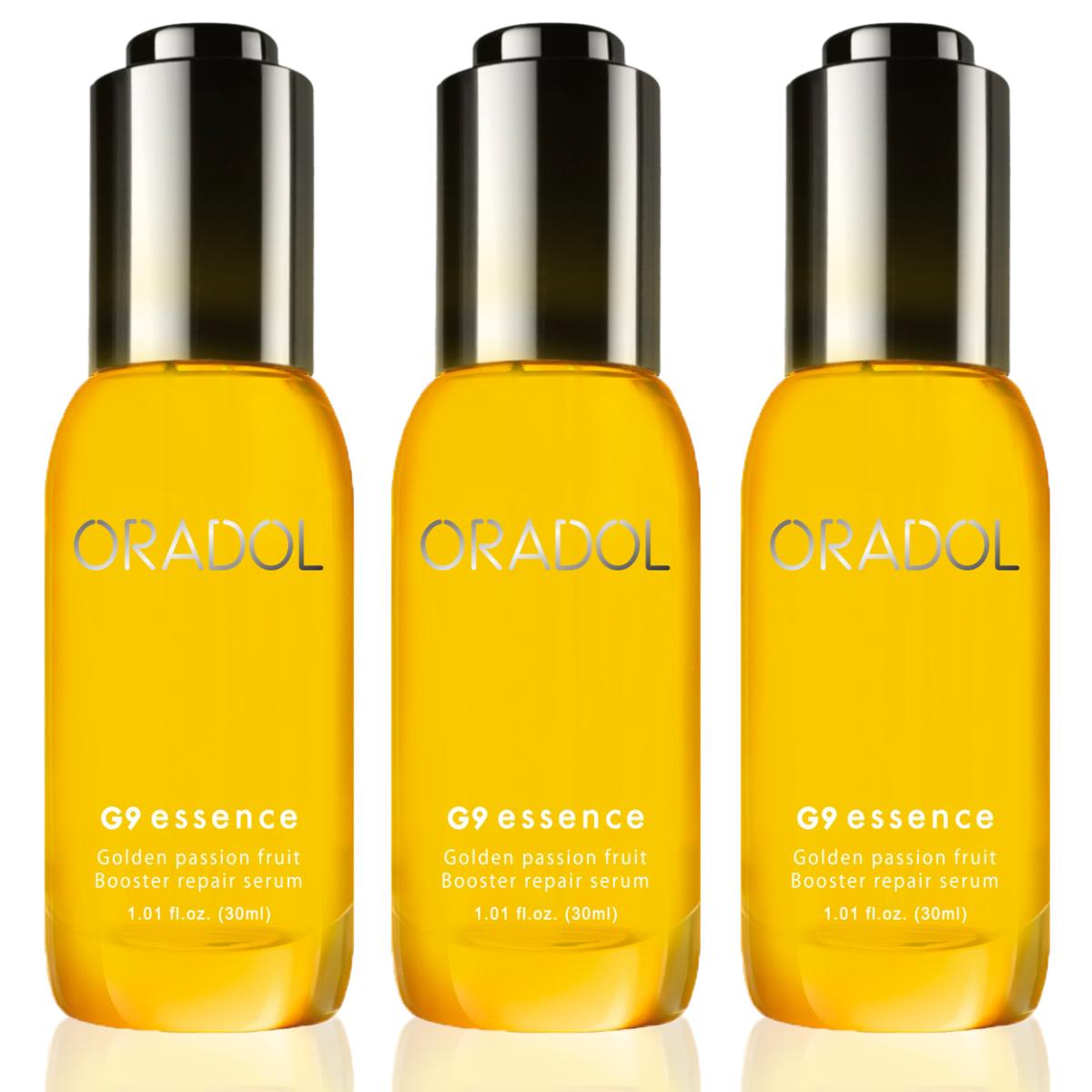 Oradol serum 30 ml ออราดอลซีรั่ม Booster repair serum 3 ขวด