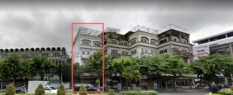 ขายด่วน อาคารพาณิชย์ 4 ชั้น ลาดพร้าว 80 ทำเลดี