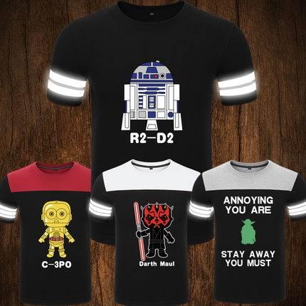 เสื้อแขนสั้น Star Wars (สินเค้าพรีออร์เดอร์)