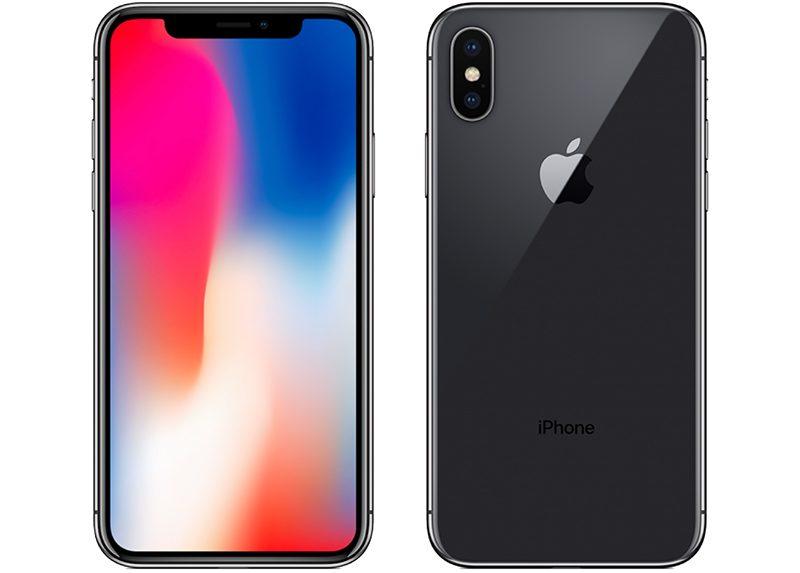 iPhone x 64GB (Gray) ประกันศูนย์ไทยเต็มปี