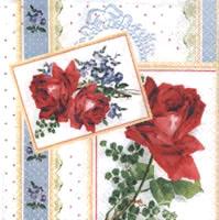 แนพกิ้น Lovely Rose 211327