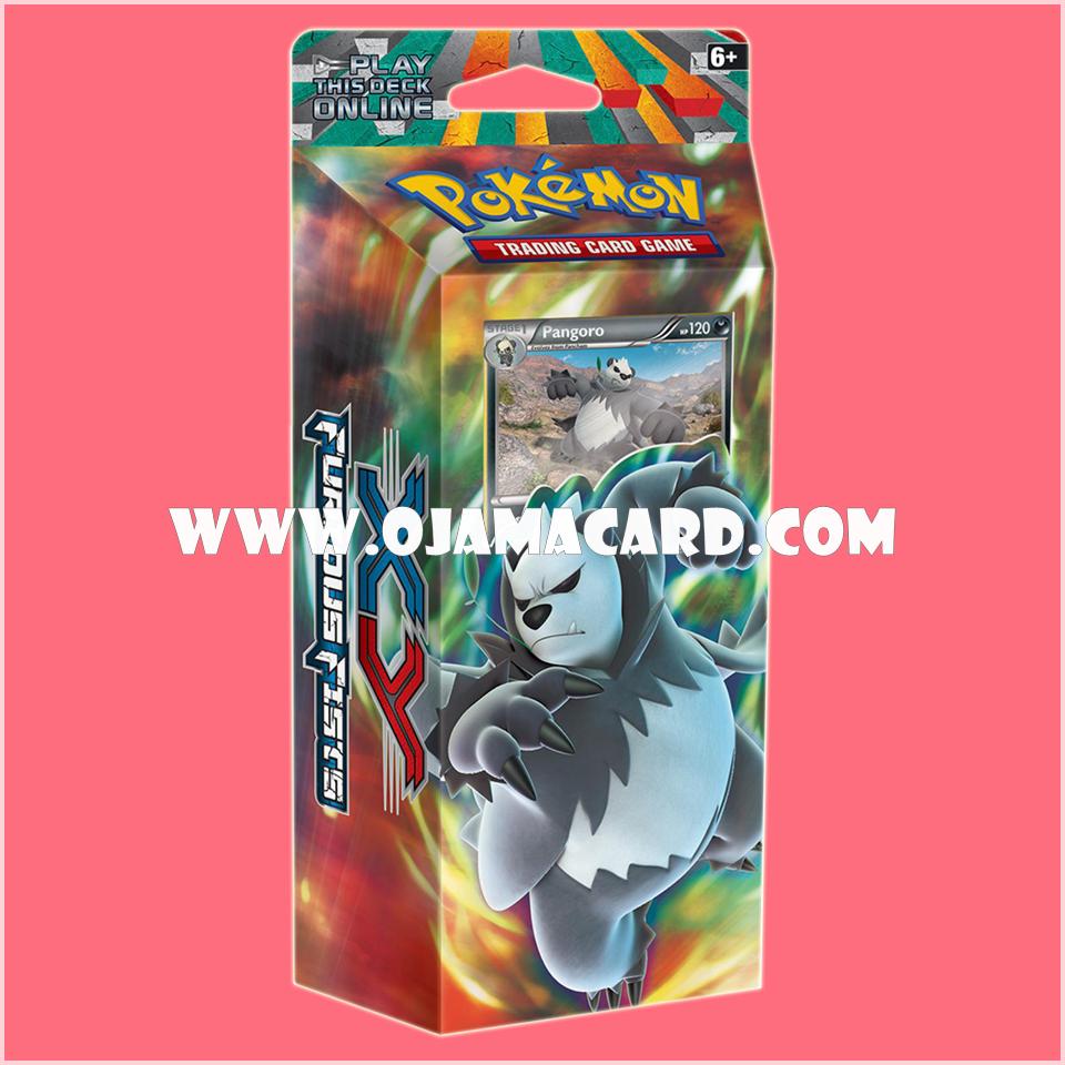 Pokémon TCG XY—Furious Fists : Dark Hammer Theme Deck