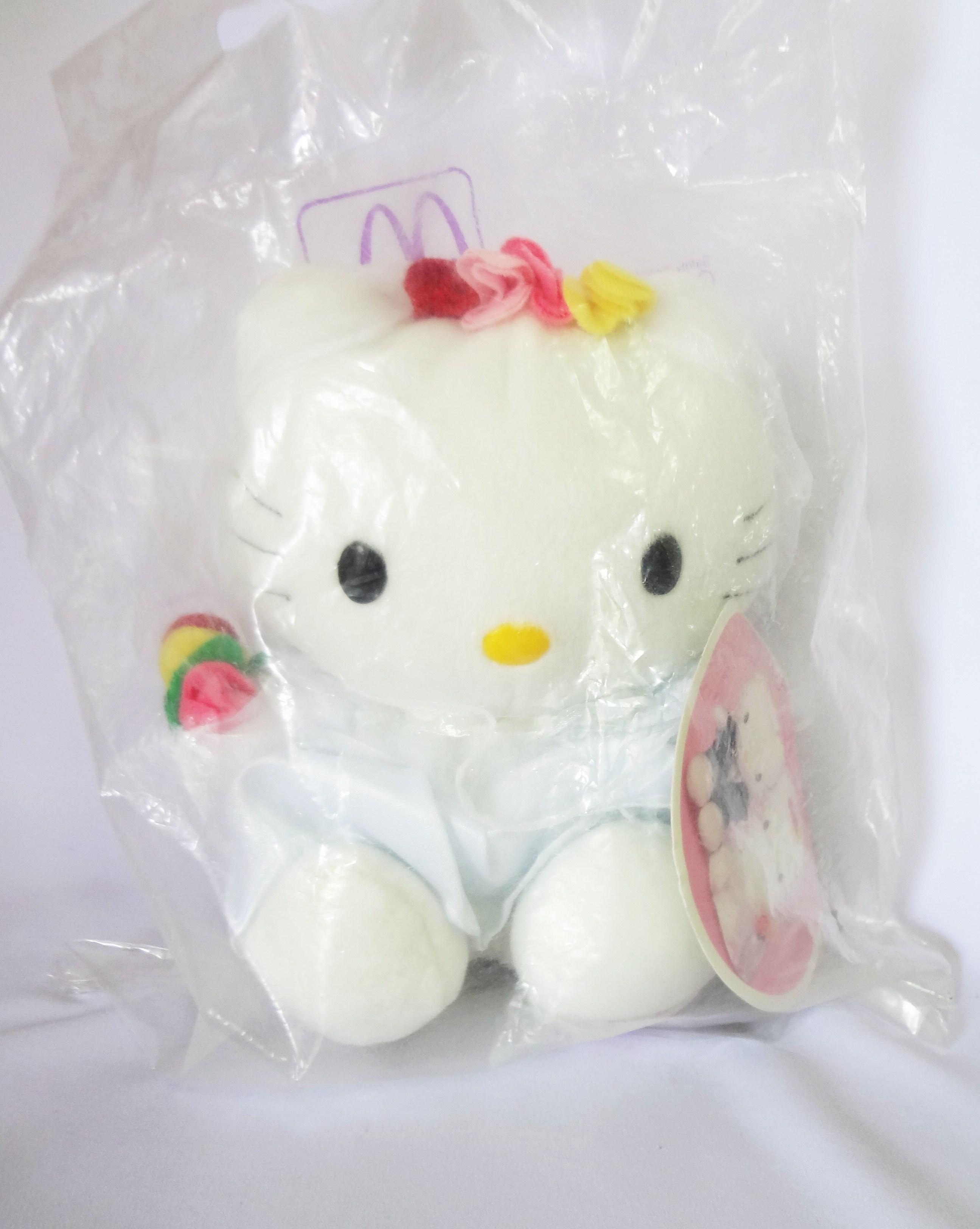 ตุ๊กตา Hello Kitty ชุด Wedding Gown