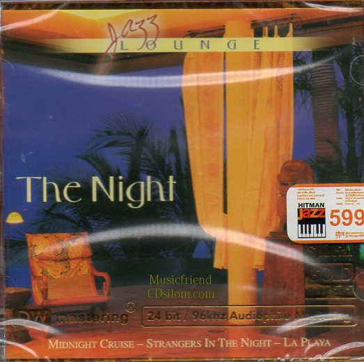 CD,Jazz Lounde The Night(Gold CD)