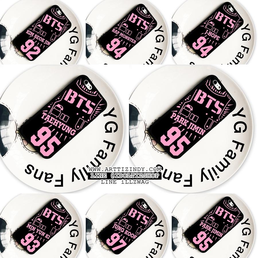 เคสโทรศัพท์ BTS BIRTHDAY -ระบุรุ่น-