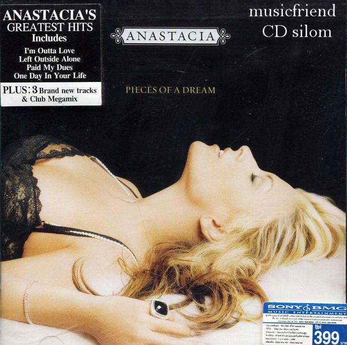 Anastacia Pieces of a Dream(2005)