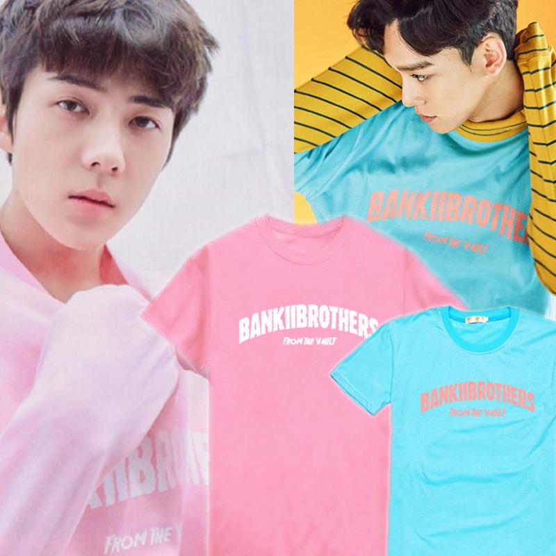 เสื้อ BANKIIBROTHERS Sty.SEHUN CHEN EXO EX'ACT -ระบุไซต์/สี-