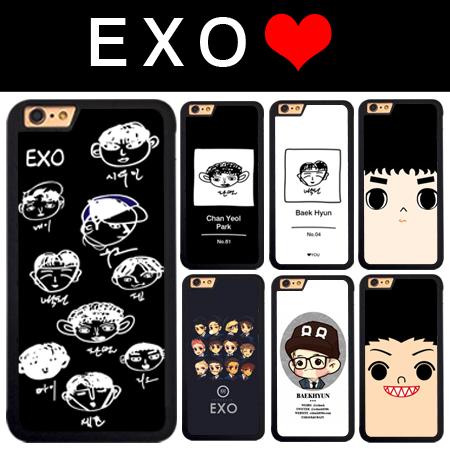 เคสโทรศัพท์ EXO CARTOON -ระบุรุ่น/หมายเลข-