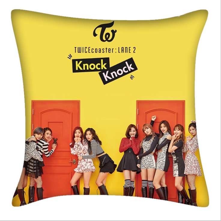 หมอน TWICE coaster LANE 2