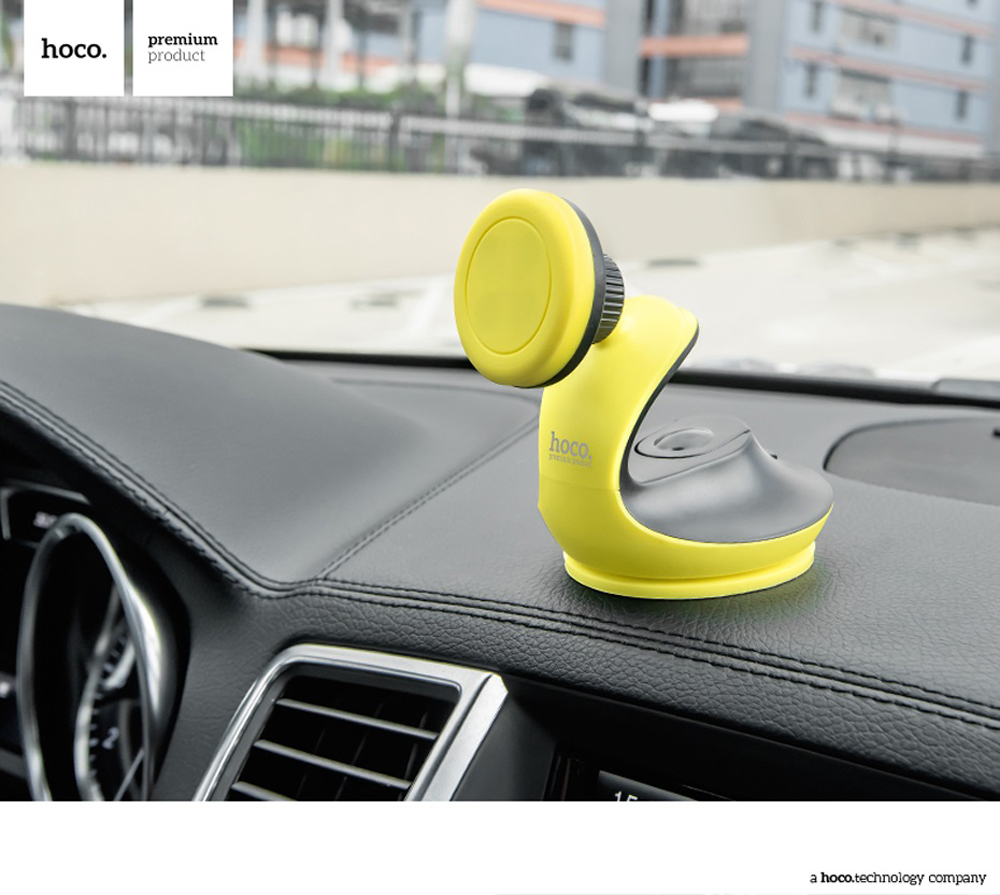 HOCO CA15 ที่จับโทรศัพท์หน้ารถ อเนกประสงค์ รุ่นแม่เหล็ก แท้