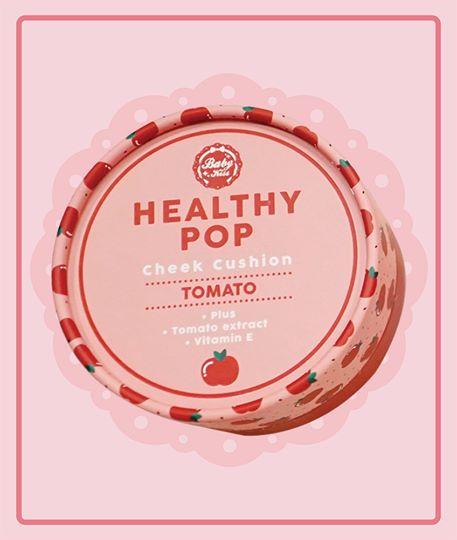 Baby Kiss Healthy POP (Tomato)