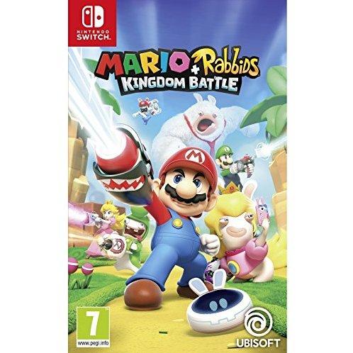 Nintendo Switch : Mario + Rabbids Kingdom Battle (R2)