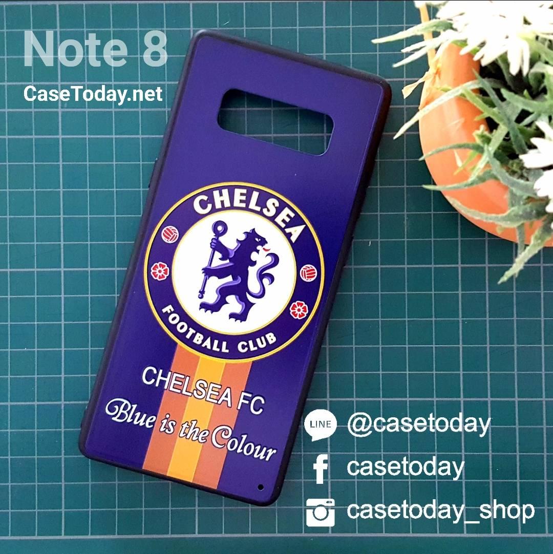 เคส Note 8 TPU ลาย Chelsea