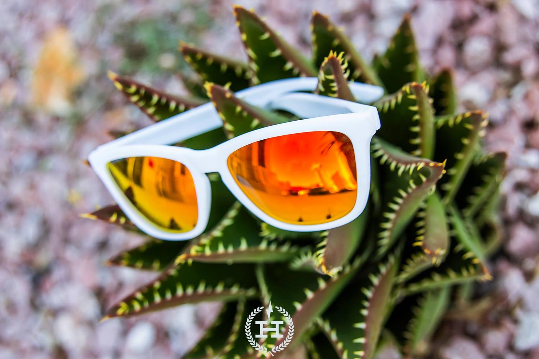 Hawkers Sunglasses Artic White - Nebula One (H-12)