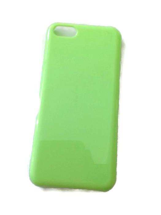 เคสไอโฟน5C กรอบแข็งสีเขียว (Hard Case)