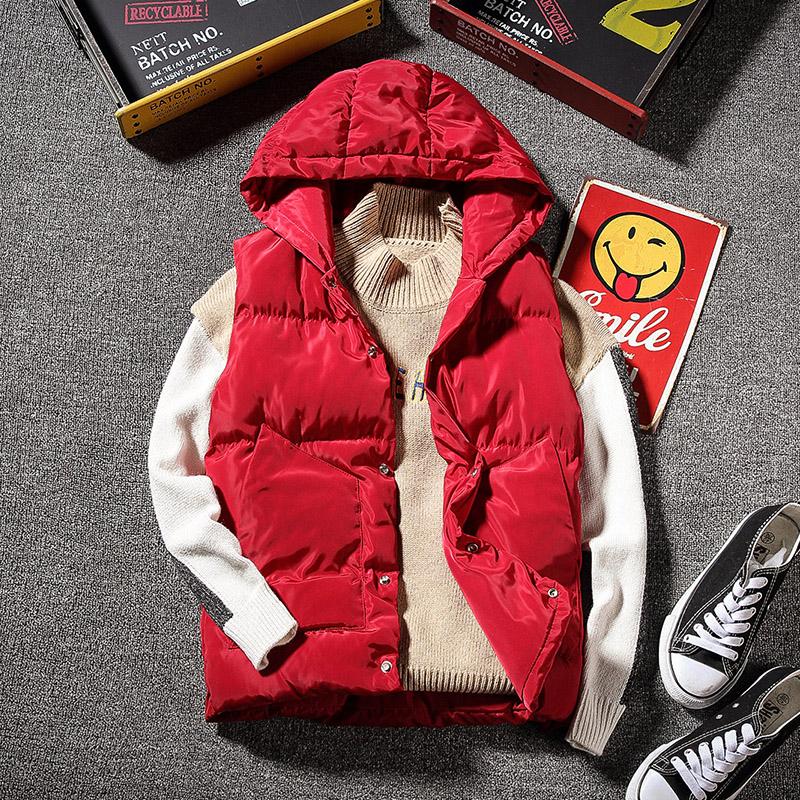 *Pre Order*Winter warm sleeveless vest jacket แฟชั่นญี่ปุ่น size M-5XL