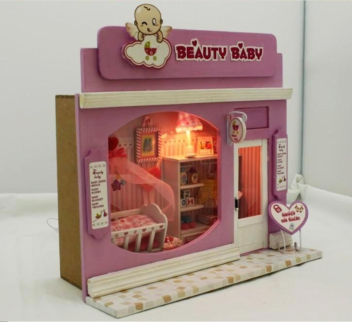 ฉาก DIY Beauty Baby.