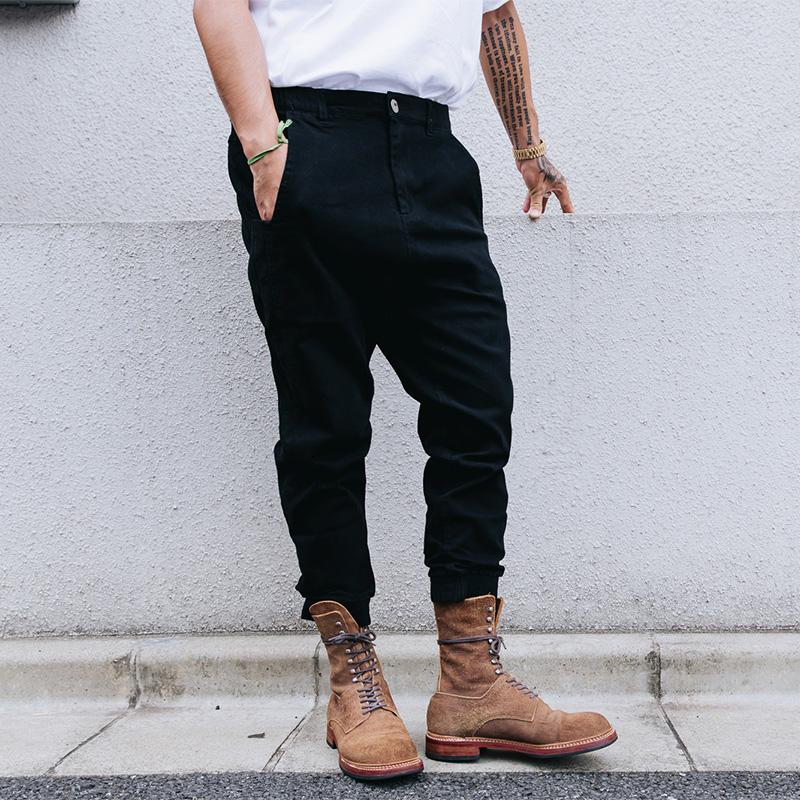 *Pre Order*กางเกงแฟชั่นผู้ชายญี่ปุ่น Brand Nazze ukiyo-e japanese fashion size M-2XL