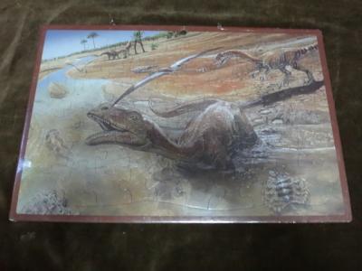จิ๊กซอว์60 ชิ้น ไดโนสาร์