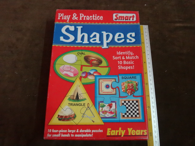 play & pradtice shapes