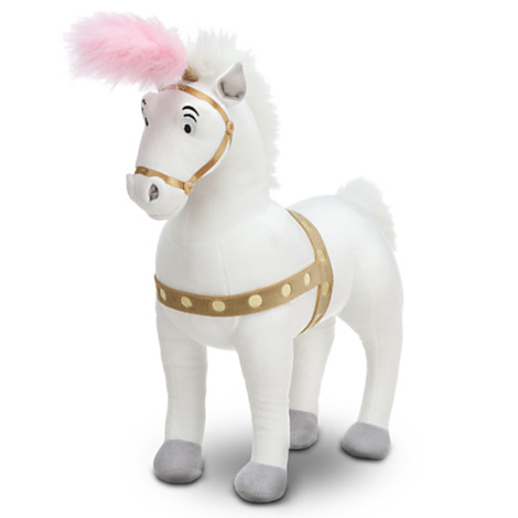 Cinderella Coach Horse Plush - Medium - 16''