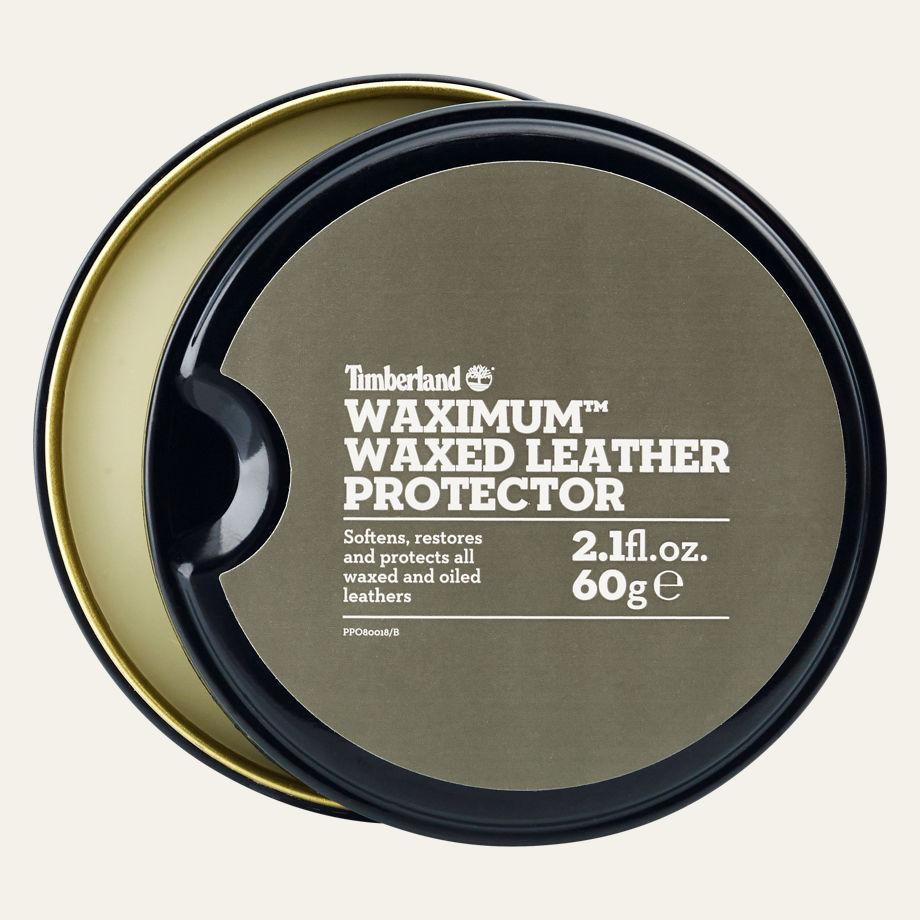 Timberland Waximun Waxed Leather Protectoc Product Care Cleaning ปกป้องดูแลหนัง สินค้านำเข้าขึ้นห้าง