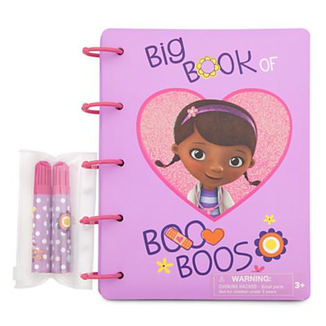 z Doc McStuffins Big Book of Boo Boos