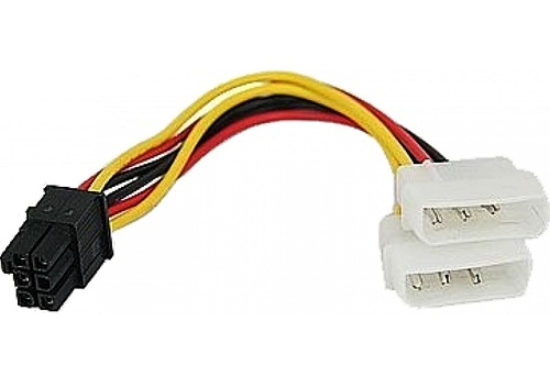 Cable POWER TO POWER 6pin(M)