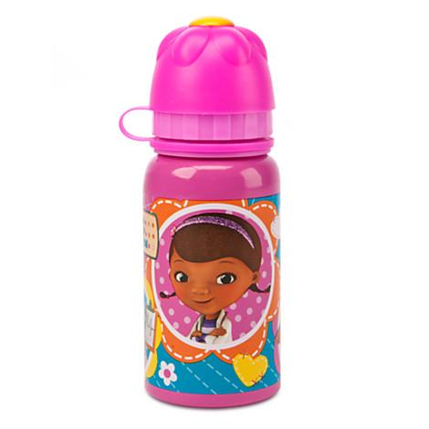 z Doc McStuffins Aluminum Water Bottle - Small