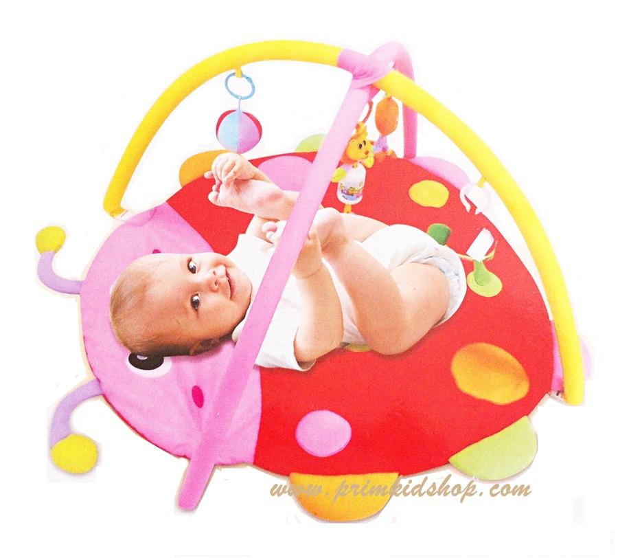 Baby's Play Mat เพลยิมสำหรับลูกน้อย ลายเต่าทอง