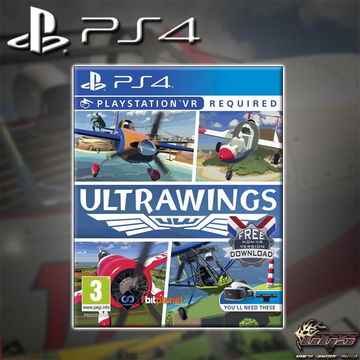 Ultrawings VR (PS4-VR)