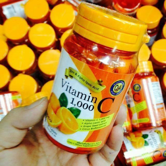 Colla Vitamin C 1000 วิตามินซี 1000